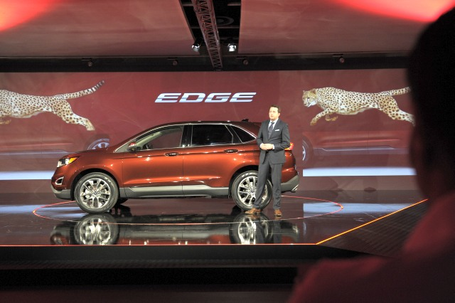 New Ford Edge Reveal 09