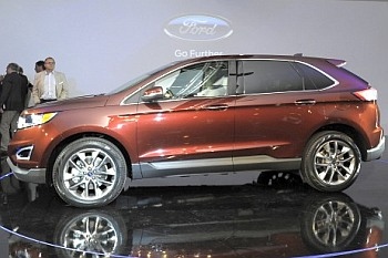 New Ford Edge Reveal 13 350