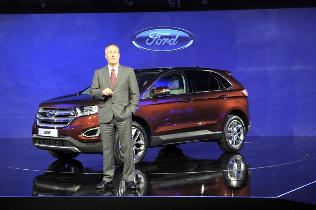 New Ford Edge Reveal 14