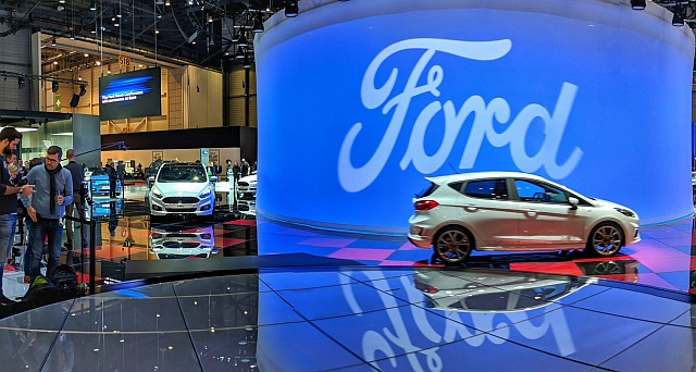 Ford Genf 2018 640