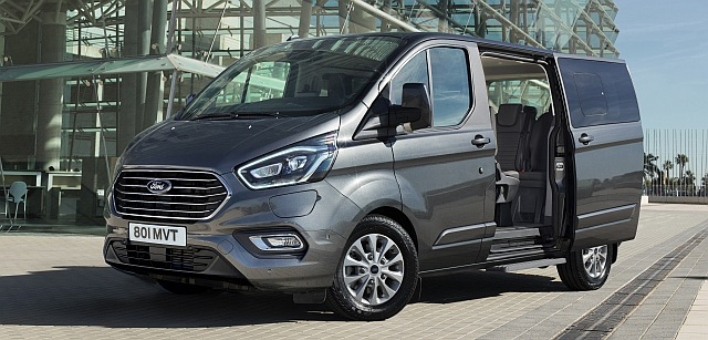 2019 FORD TOURNEO CUSTOM header640