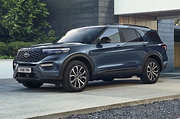 FORD 2019 IAA EXPLORER 3 350