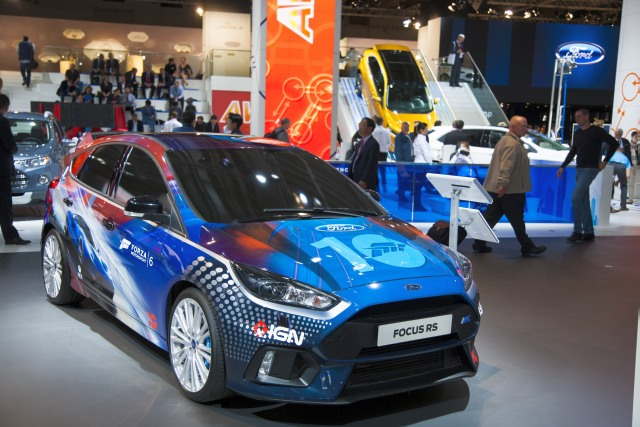 Ford IAA-2015 Focus RS