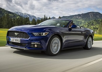 FordMustang Convertible-Blue 01 350