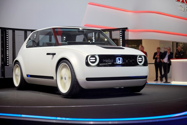 114114 Honda commits to electrified technology for every new model launched in Eur