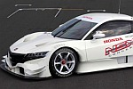 24488 Honda mit NSX Concept GT in Suzuka am Start 150