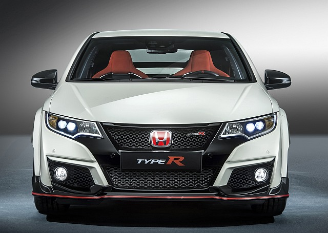 Civic Type R 2015 640
