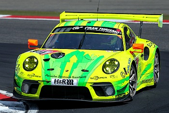 M19 2309 Porsche 911 GT3 R, Manthey Racing 350