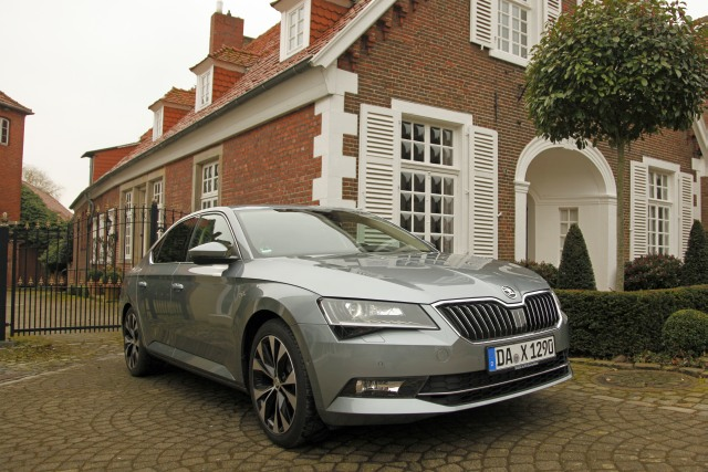 MG 3384 Skoda Superb